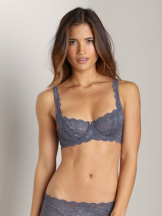 Cosabella Never Say Never Underwire Bra Anthracite