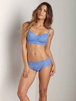 Cosabella Never Say Never Soft Bra Blue Jean
