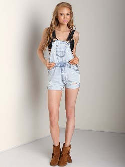 One Teaspoon Classic Superfreak Overall