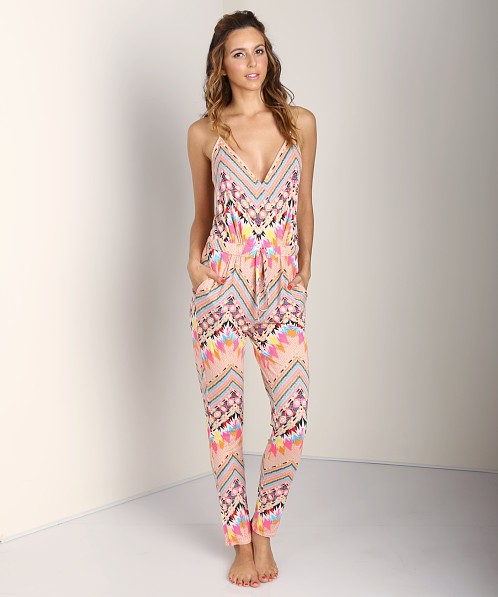 36dafc44bb2 Mara Hoffman Modal Jumpsuit Divine Stone 14SS-8681 - Free Shipping at Largo  Drive