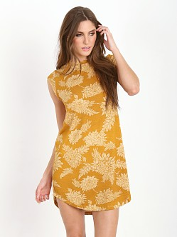 Novella Royale Goldie Dress Gold Dahlia