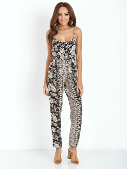 Novella Royale West Coast Romper Black Hazely