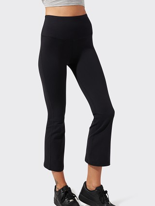 Splits59 Raquel High Waist Crop Legging Black