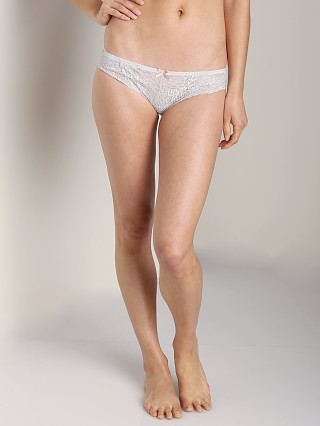 Eberjey Colette Thong Pearl Grey