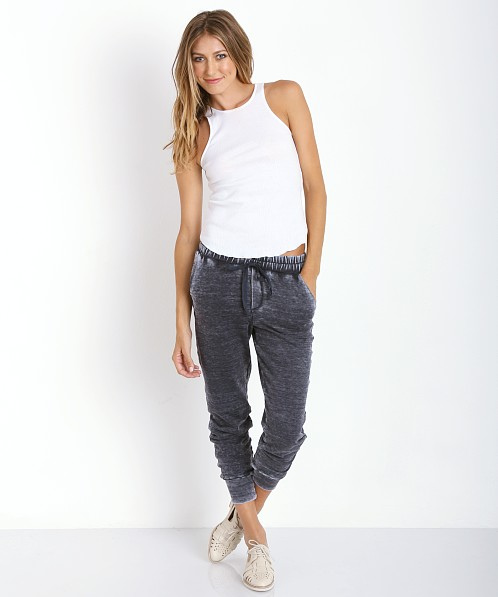 Splendid Burnout Pant Navy