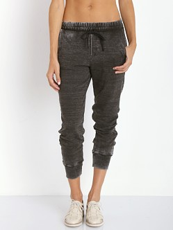 Splendid Burnout Pant Black