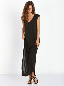 Stillwater T-Shirt Maxi Black