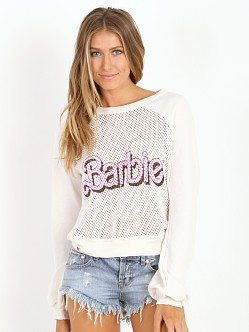 WILDFOX Barbie Warm Up Sweater