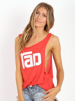 WILDFOX Radical Cut Off Tank
