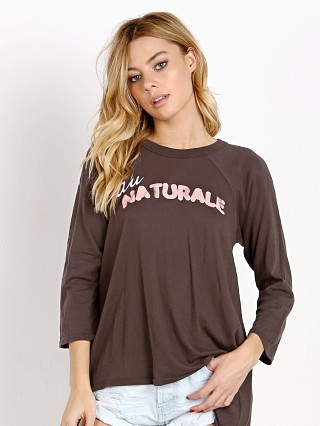MATE the Label Rowe Raglan Au Naturale Vintage Black