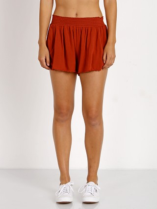 Complete the look: MATE the Label Luma Shorts Rust