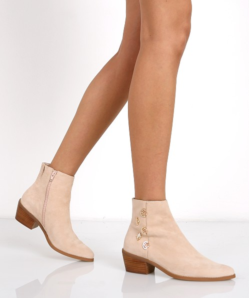 E8 by Miista Elisa Boot Nude