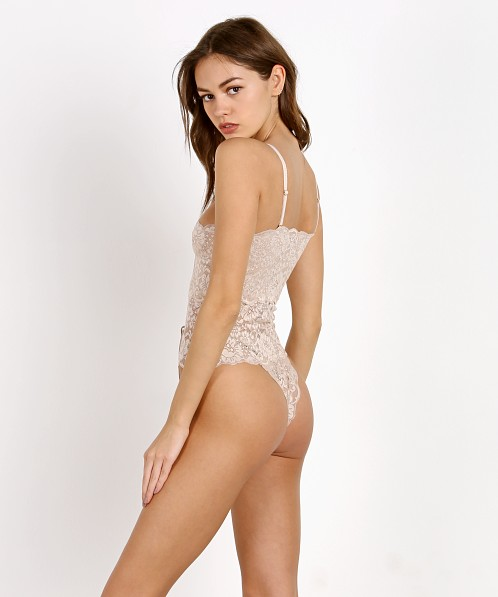 Hot As Hell Spinster Reversible Bodysuit Nude Beach