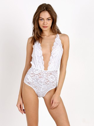 You may also like: Hot As Hell Comin' In HAHT Bodysuit Blanc