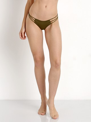 a92eaac263307 Complete the look  San Lorenzo Reversible Braided Hipster Strap Bottom  Terra Aloalo