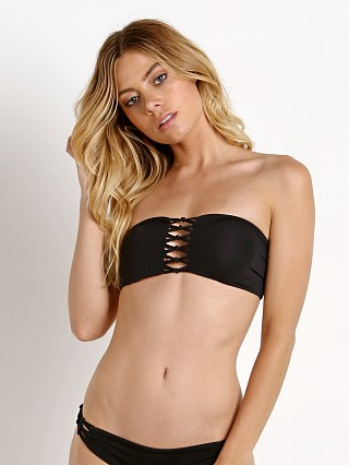 San Lorenzo Reversible Braided Bandeau