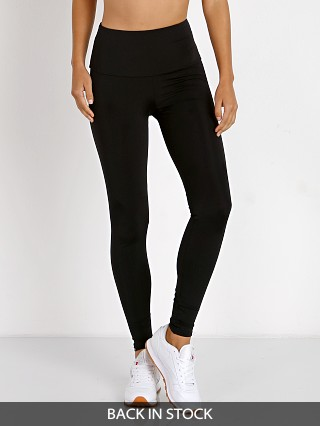 Onzie High Rise Long Legging Black