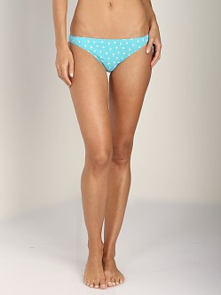 Only Hearts Heritage Heart French Bikini Blue Grass/Bone