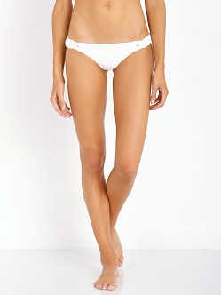 Bettinis Resort Cheeky Bikini Bottom Bone