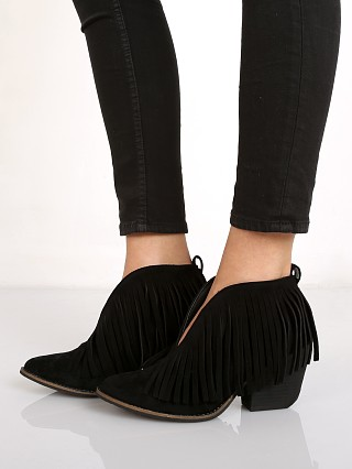 You may also like: Matisse Lambert Fringe Bootie Black