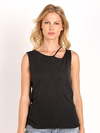 LNA Clothing Desert Tank Black Potassium