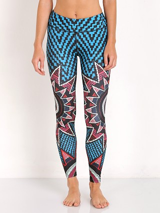 Complete the look: Mara Hoffman Starbasket Long Legging Teal