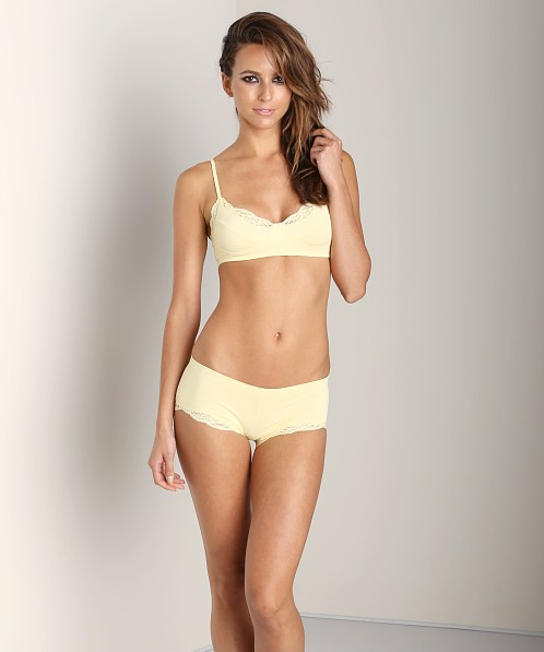Only Hearts Delicious Balconette Soft Cup Bra Yellow