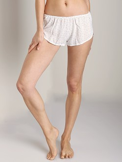 Only Hearts Emily Sleep Shorts White