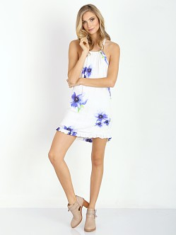 Winston White Pica Dress Lavendar