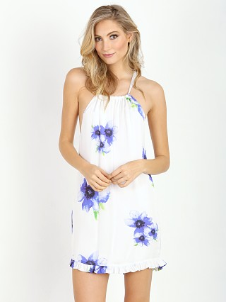 Winston White Pica Dress Lavender