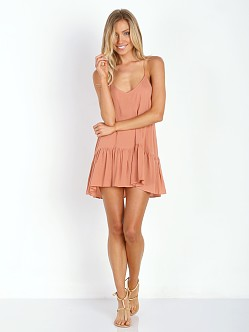Acacia ST TROPEZ Dress Papaya