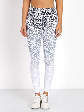 Vie Active Rockell Full Length Tight White Leopard
