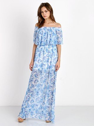 Show Me Your Mumu Hacienda Maxi Dress Mama Blues