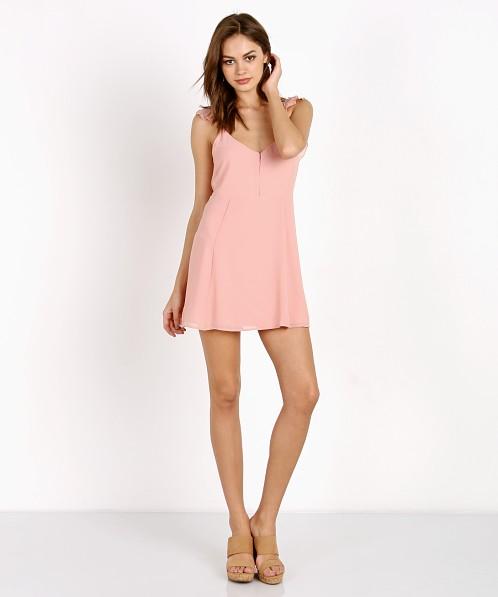 6a095329b767b Show Me Your Mumu Delilah Dress Rosebud MS7-519 - Free Shipping at Largo  Drive