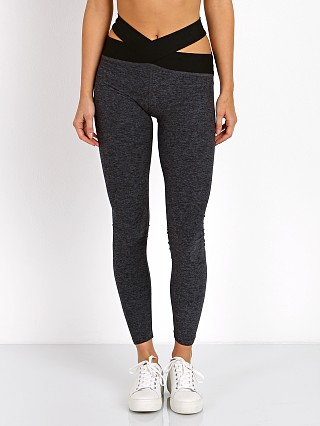 Beyond Yoga East Bound Legging Black/Steel
