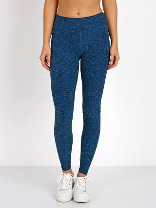 Beyond Yoga Spacedye Long Legging Black Tidal Blue