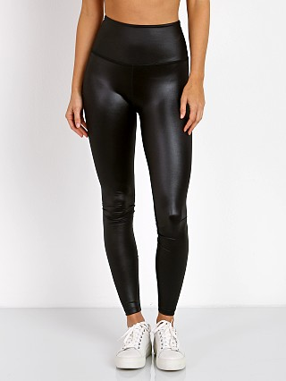 Beyond Yoga Glass Over Waist Legging Black Gloss