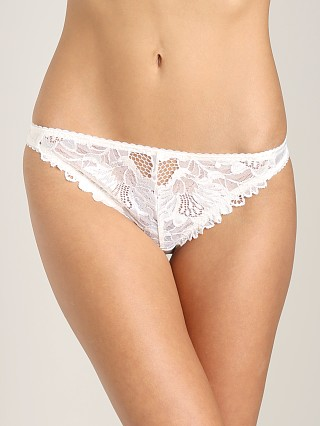 Lonely Flora Brief Ivory