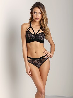 Lonely Lulu Brief Black
