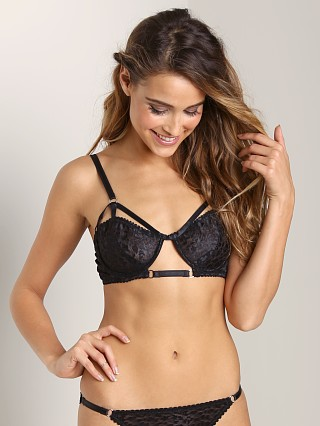 Lonely Lux Underwire Bra Black