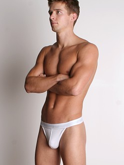2xist Essential Thong White