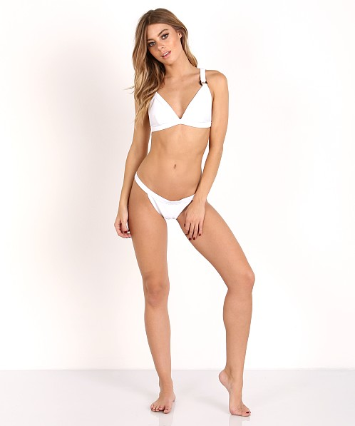 Zulu & Zephyr Northerly Harness Bikini White