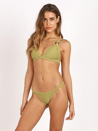 Zulu & Zephyr Easterly Harness Bikini Green