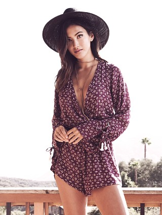 Faithfull the Brand Sublime Playsuit Beshka Print