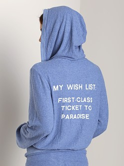 WILDFOX Malibu Hoodie My Wish List Night Run