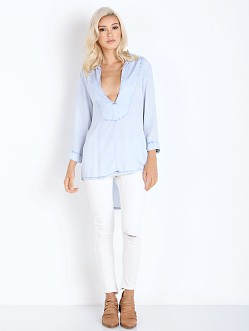 One Teaspoon Le Pure Shirt Coco