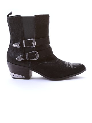 Nightwalker The Sheriff Boot Black