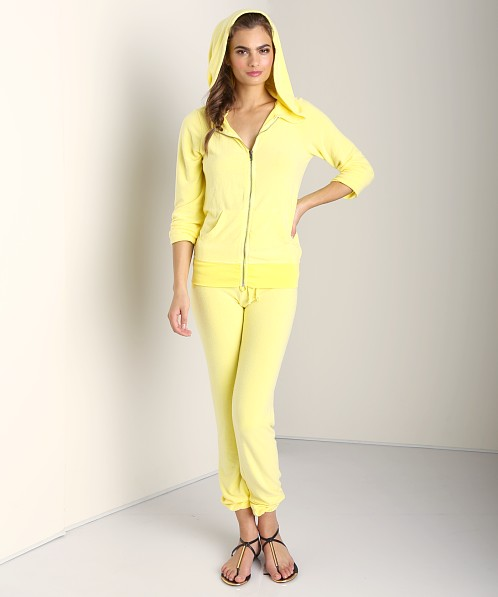 WILDFOX Track Suit Jacket Sunlight