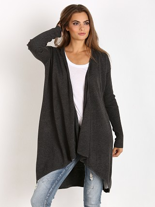 MinkPink Unexpected Cardigan Black