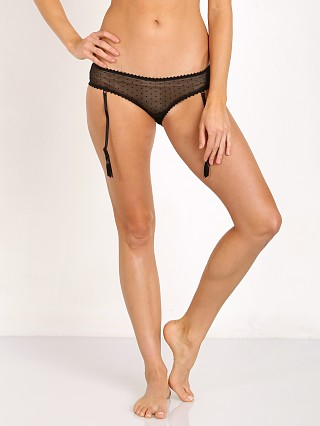 Maison Close Rue Des Demoislles Boyshort Black